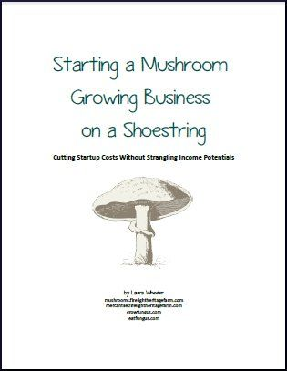 Starting a Mushroom Growing Business on a Shoestring (eBook)