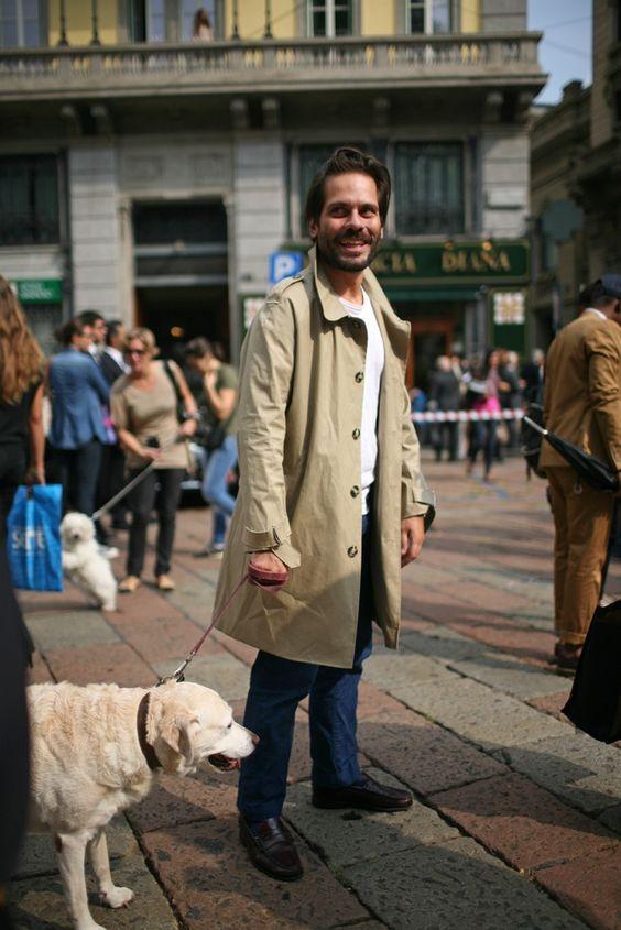 Doggy!: Street Style, Fashion News, Milan Fashion Weeks, Eye