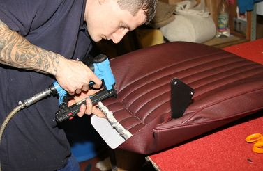 NEWTON COMMERCIAL SEAT FITTING