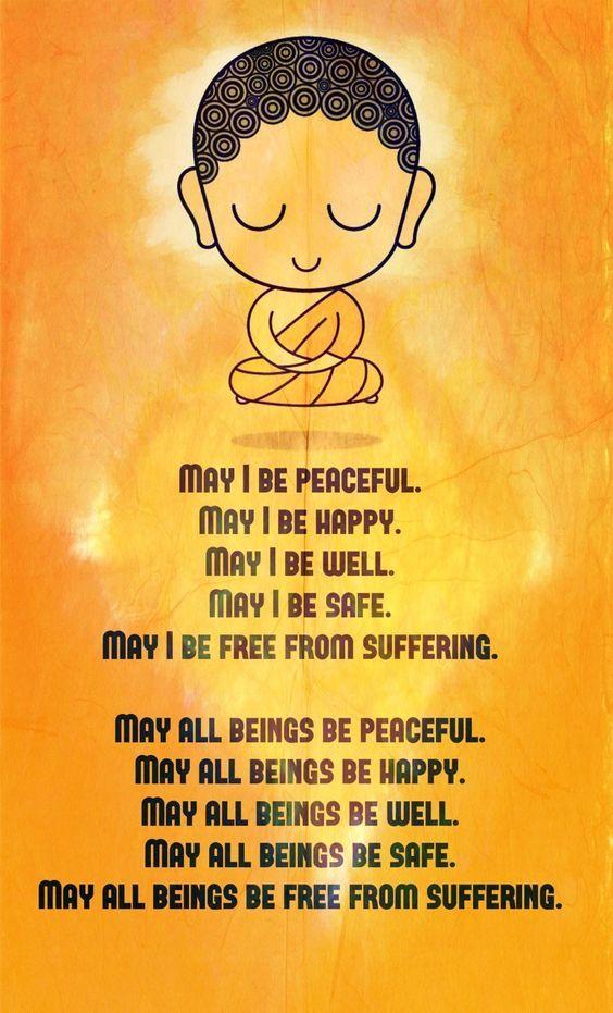 13++ Love and kindness meditation script inspirations