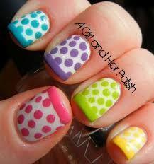 Resultado de imagen para diseños de uñas infantiles faciles