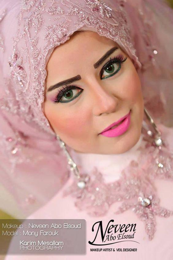 I love this wedding makeup~