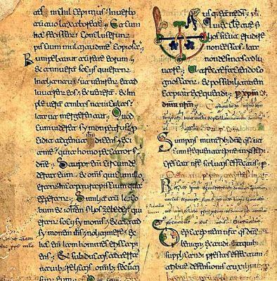 cabovolo: La minúscula carolingia, una letra para un imperio