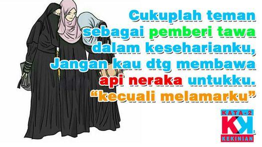 670 Koleksi Gambar Kartun Muslimah Pacaran HD