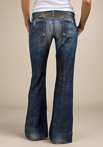 Legend Women's Flare Jeans - Legend Bottoms - Lucky Brand Jeans ...