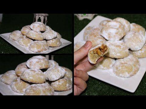 كحك العيد الدايب زي بتاع محلات الحلواني بكل تكاتو وطريقة العجمية احلى من الجاهز وتحدي Youtube Food Desserts Doughnut