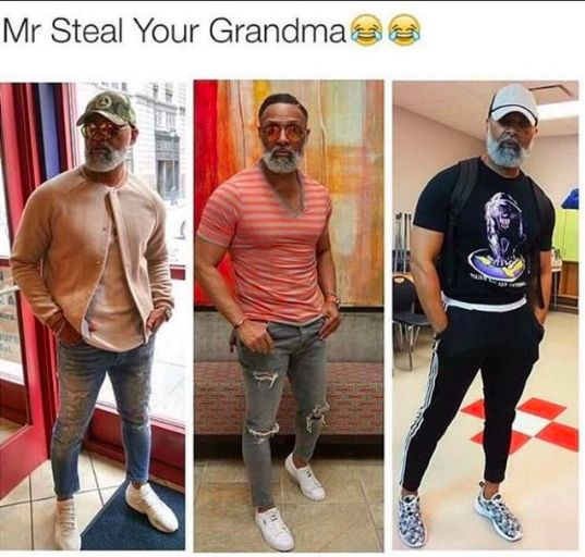 Everyone Is Losing It Over This Insanely Hot Granddad
