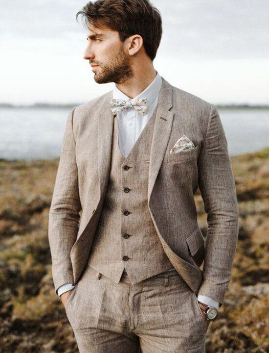 Jak Dobrac Garnitur Pana Mlodego Do Wybranego Stylu Slubnego Best Groom Suits Vintage Wedding Suits Summer Wedding Attire