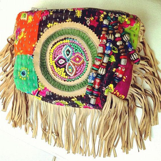 Obsessed with my new 'Hida' clutch by #antikbatik @freshgypsy on Instagram #boho #chic