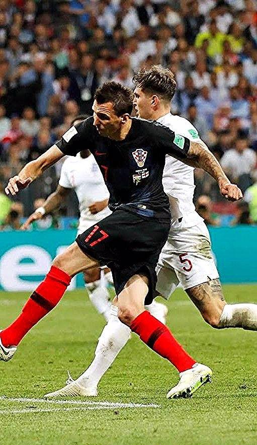 El Plato Fuerte De Hoy En La Uefa Nations League Sera Protagonizado Por Croacia E Inglaterra Running Football Sports