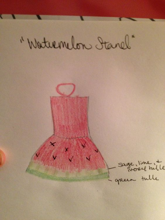 """""""Watermelon stand"""" =) cute idea, hope someone lets me make this for them. ;)"""