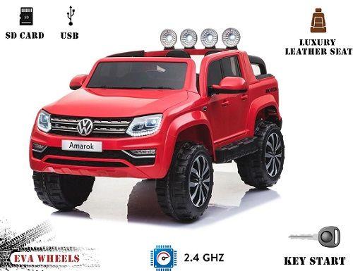 Comprar Coche Electrico Para Ninos Online Volkswagen Amarok 4x4