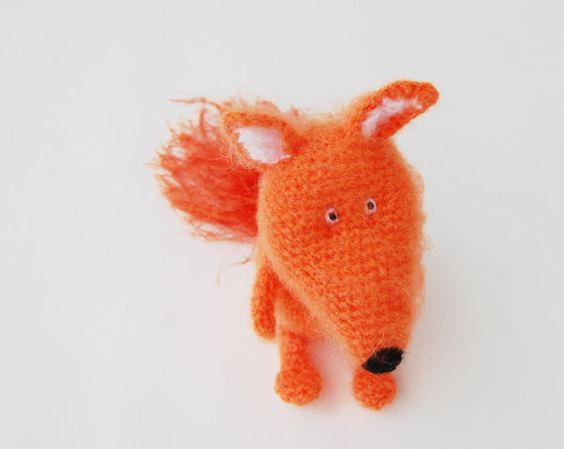 Amigurumi uncinetto volpe giocattolo ripiene Giocattoli per bambini, il piccolo principe