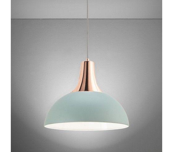 Stilvolle Hängeleuchte aus Metall - für eine wohnliche Beleuchtung