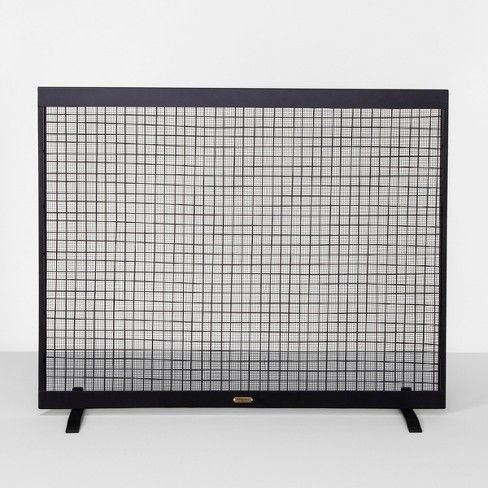 Fireplace Screen Hearth Hand With Magnolia Target