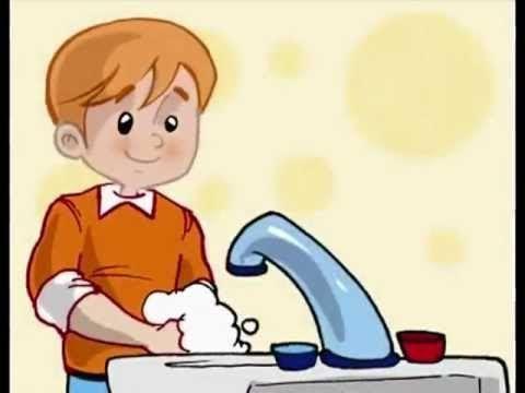 انفوجرافيك اهمية غسل اليدين للاطفال والبالغين يعتبر غسل اليدين بالصابون من أبسط الطرق للحفاظ على صحة أطفالناع لم طفلك با Character Disney Characters Disney