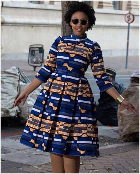 Kitenge Dress Mishono Ya Vitenge 2017 Styles Art African Fashion African Dresses For Women African Clothing