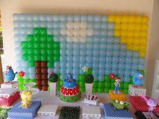 Crilê Decorações de Festas Infantis: Agosto 2013