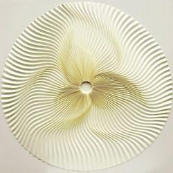 pandamandium: Pleated Paper Relief_Yuko Nishimura