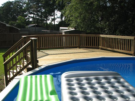 Pinterest the world s catalog of ideas for Prefab pools