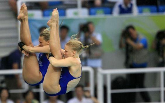 Diving: Team GB Women's Diving