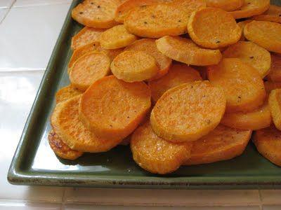 sweet potato coins
