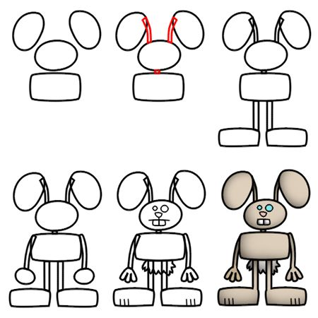 How to draw mice and cartoon on pinterest for How do you draw a mouse