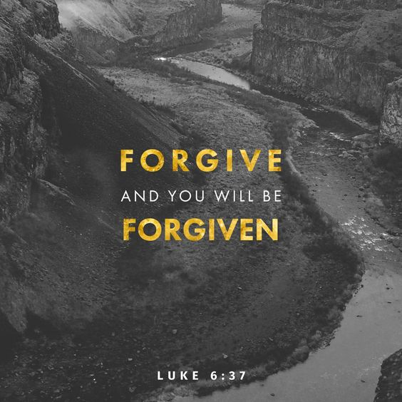 """Judge not, and ye shall not be judged: condemn not, and ye shall not be condemned: forgive, and ye shall be forgiven:"" ‭‭Luke‬ ‭6:37‬ ‭KJV‬‬ http://bible.com/1/luk.6.37.kjv"