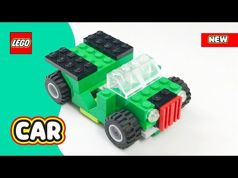 Lego Car Building Instructions 045 Lego Classic 10696 Youtube In 2021 Lego Cars Instructions Lego Lego For Kids