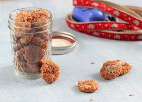 Kid Cultivation: Homemade Dog Cookies