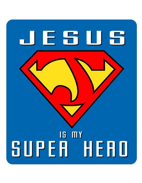 Jesus Christ – The Divine Hero