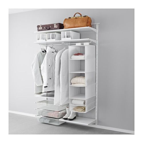 . MULIG Kleiderstange  wei    Bar  Clothes storage and Bedrooms