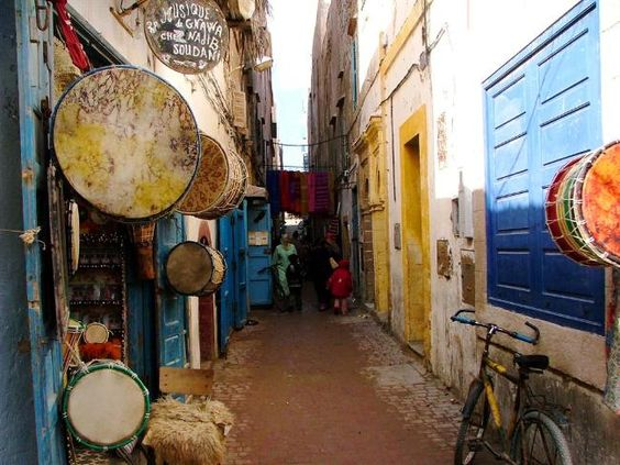 medina - Marrocos 2005