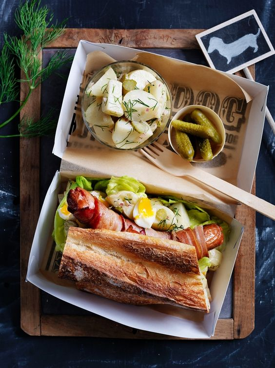 gourmet hot dog | food | Pinterest | Hot dogs, Bacon and ...