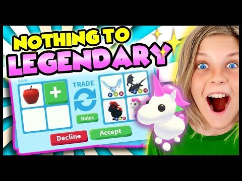 How I Traded From Nothing To Legendary Roblox Adopt Me Youtube In 2020 Roblox Funny Memes Adoption