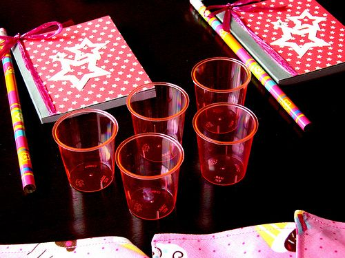American Girl Doll Party Doll Glasses- shot glasses