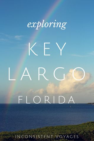 What to do while on a vacation to the Florida Keys -- adventuring around Key Largo