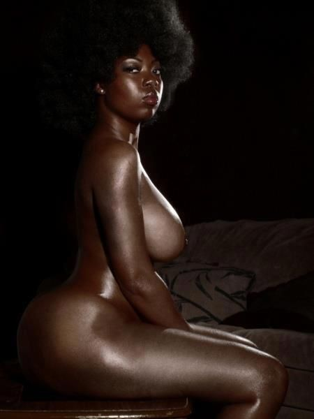 Black Naked Women 81