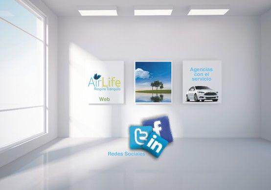 Una página web entre más visual sea, se convierte en una navegación más larga y con posibilidades de atrapar al posible consumidor