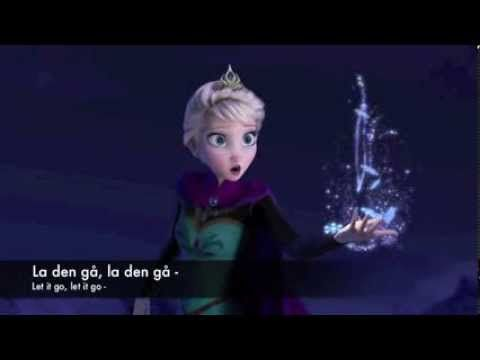 Let It Go Frozen Scandinavian Multilanguage Danish Swedish Norwegian Youtube Frozen Let It Go Frozen Disney Movie Disney Animation