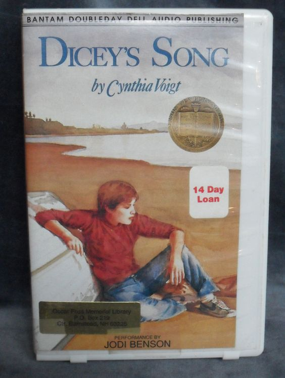 an analysis of the novel diceys song by cynthia voigt Synopsis & ccss addressed vocabulary list using journal prompts journal prompts high level questions concept organizer using choice boards book specific choice board choice board template character analysis extension resources writing rubrics grades 9-10 dicey's song colorado / new mexico 2.
