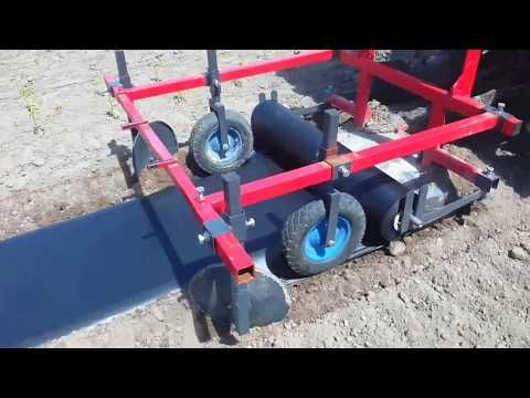 Youtube With Images Mulch Farm Tools Farm Equipment