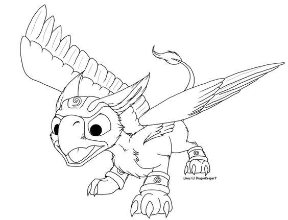 sonic boom skylanders coloring pages Cartoon Pinterest Sonic