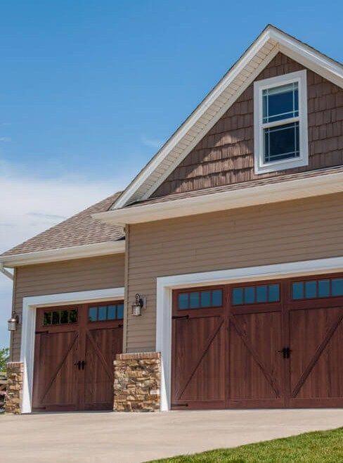 Inspiring Solutions That We Genuinely Like Interiorgaragedoor In 2020 Garage Door House Carriage House Garage Carriage House Garage Doors