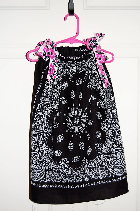 Even if your not a sewing expert this dress would be easy to put together. So cute and creative