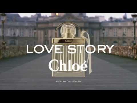 Chloe Love Story EDP #perfumes - YouTube