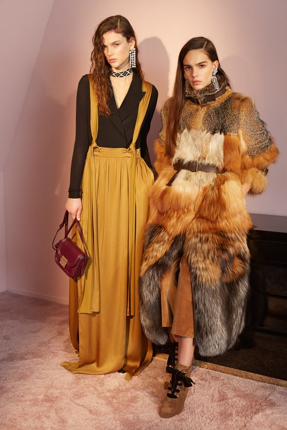 Lanvin Pre-Fall 2016 Fashion Show: