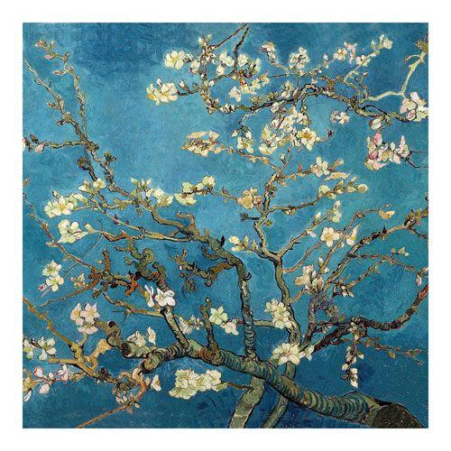 Oriental Furniture Almond Blossoms By Van Gogh Wall Art Can Art Vang6 Bellacor In 2021 Van Gogh Wall Art Van Gogh Almond Blossom Van Gogh Famous Paintings