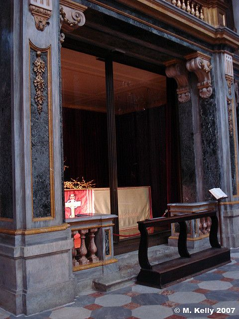 "Chapel of the Holy Shroud (""Cappella della Sacra Sindone"" or Guarini Chapel), Duomo of Turin, Turin, Piedmont, Italy"