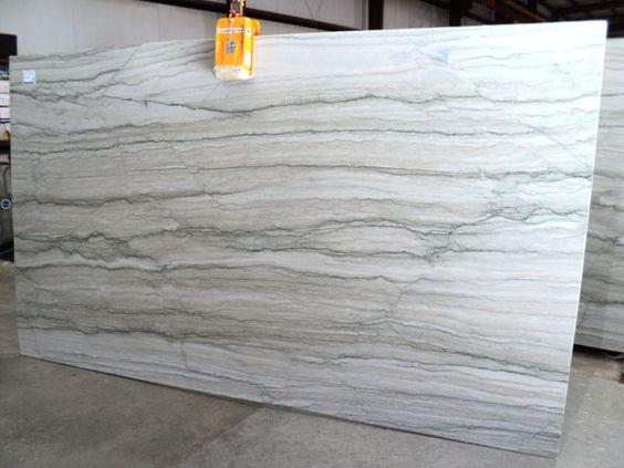 Sea Pearl Quartzite slab 37984